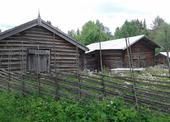 Tradiční domky - skanzen