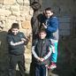 S dětmi na Masopustu